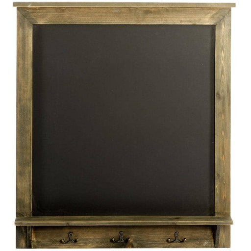 Vintage Chalkboard with Hooks 64 x 8 x 71 cm - Simply Utopia
