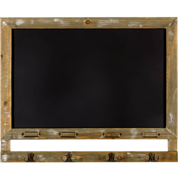 Blackboard with 4 Hooks 55 x 46cm - Simply Utopia