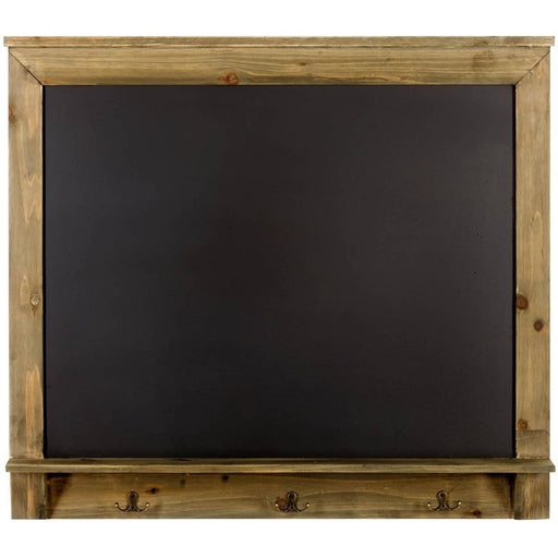 Blackboard with 3 Hooks 79 x 70cm - Simply Utopia