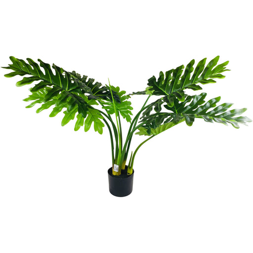 Artificial Philodendron Tree With Short Stem - Simply Utopia