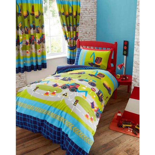 New Digger Duvet Set - Simply Utopia