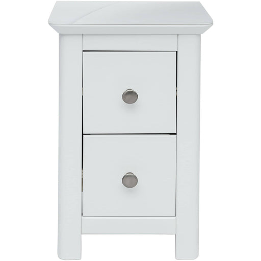 Nairn 2 drawer petite bedside cabinet - Simply Utopia