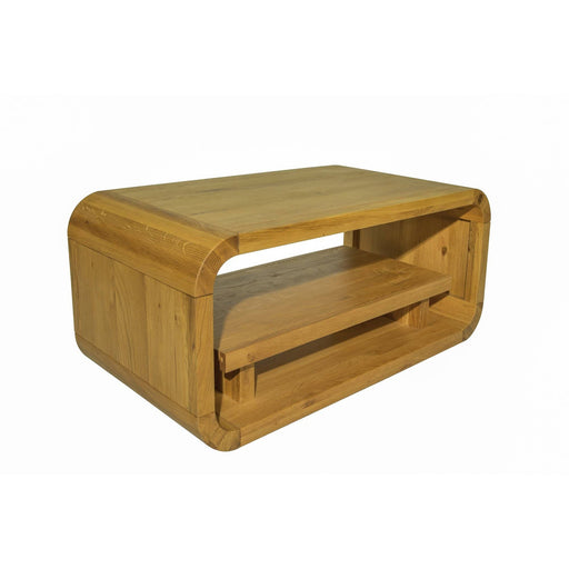 Inhab Oak Coffee Table/Media Unit - Simply Utopia