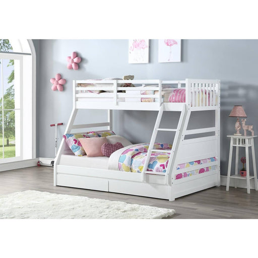 Ollie Triple Bunk Bed - Simply Utopia