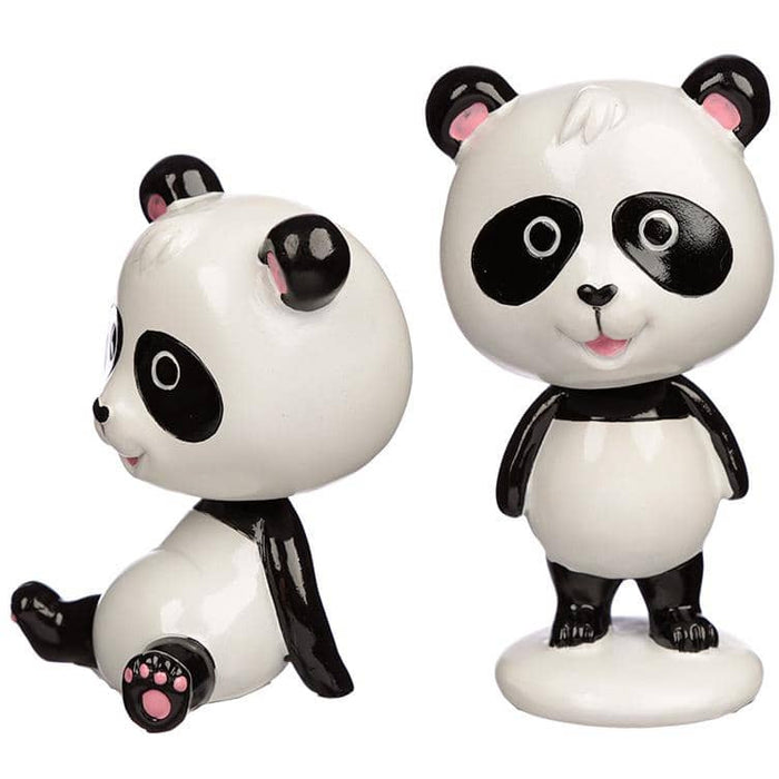 Novelty Panda Bobble Head Collectable - Simply Utopia
