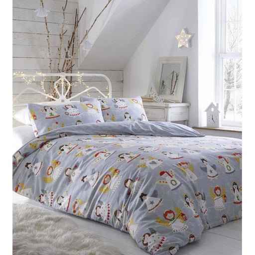 Choir Of Angels Duvet Set - Simply Utopia