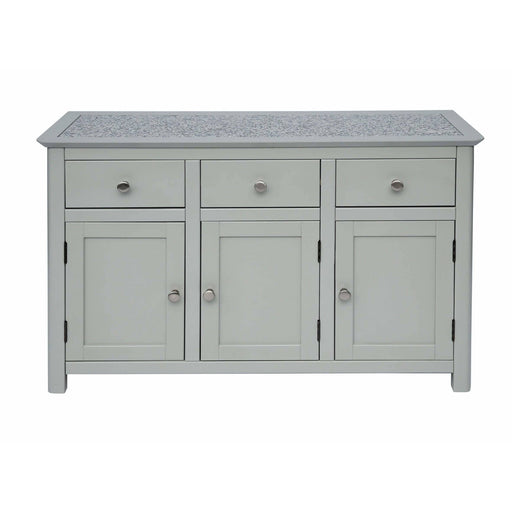 Perth 3 door, 3 drawer sideboard - Simply Utopia