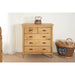 Pembroke 3 + 2 Drawer Chest Pine - Simply Utopia