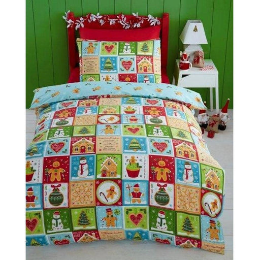 Jolly Gingerbread Duvet Set - Simply Utopia