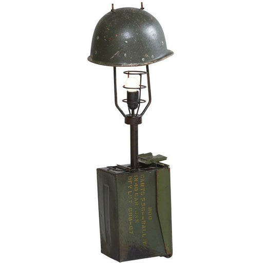 MILITARY CAP LAMP - Simply Utopia