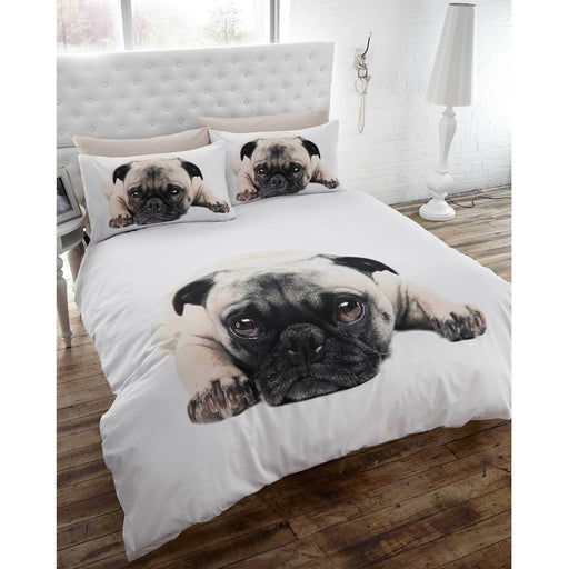 Pug Duvet Set - Simply Utopia