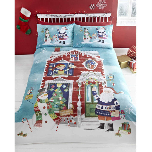Waiting For Santa Duvet Set - Simply Utopia