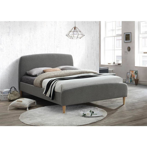 Quebec Fabric Bed - Simply Utopia