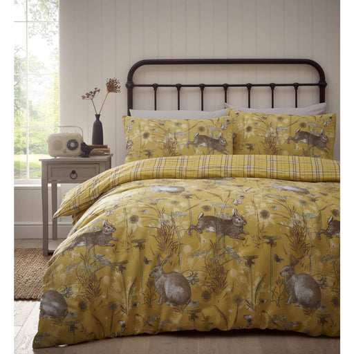 Rabbit Meadow Duvet Set - Simply Utopia