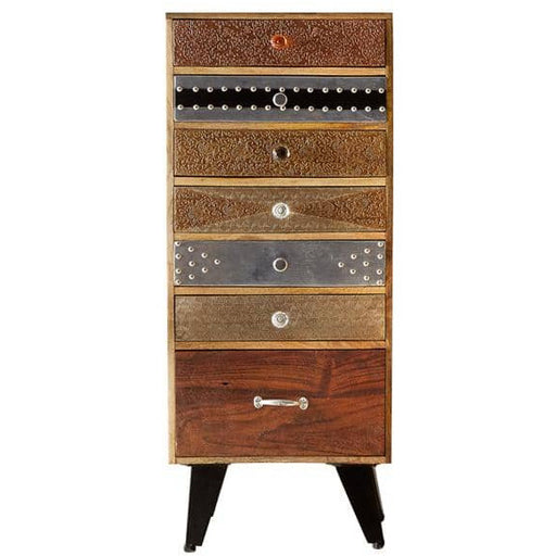 SORIO 7 DRAWER TALL CHEST - Simply Utopia
