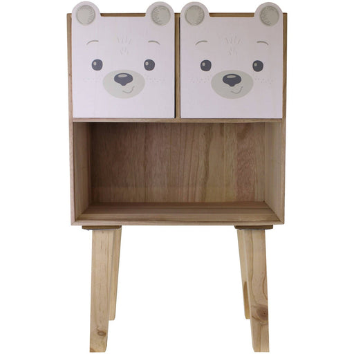 Baby Bear Two Drawer Storage Unit - Simply Utopia