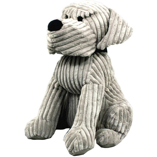 Large Ribbed Dog Doorstop - Simply Utopia