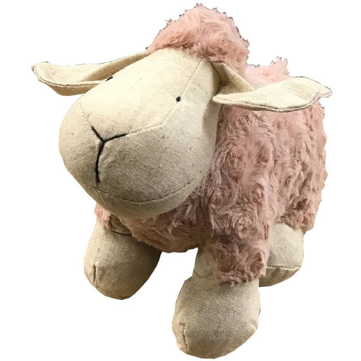 Sheep Doorstop - Pink - Simply Utopia