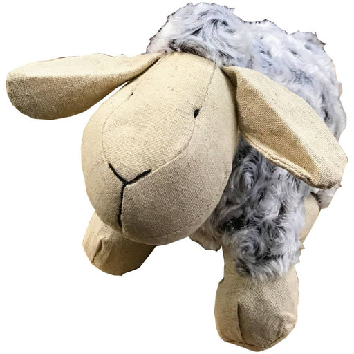 Sheep Doorstop - Grey - Simply Utopia