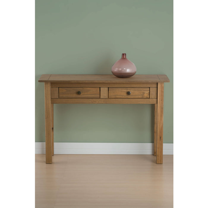 Santiago 2 Drawer Console Table - Simply Utopia