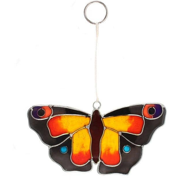 Peacock Butterfly Suncatcher - Simply Utopia