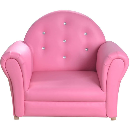 Pink Crystal Rocking Chair - Simply Utopia