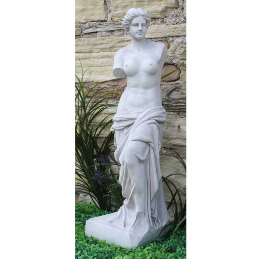 Stone Effect Lady Figure Venus - Simply Utopia