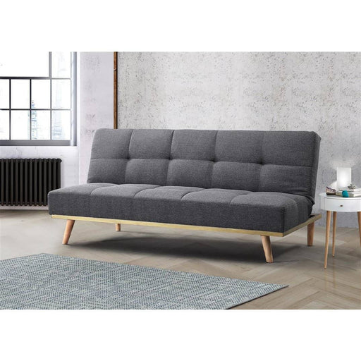 Snug Sofa Bed Grey - Simply Utopia