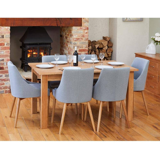 Mobel Table with 6 x Chairs - Simply Utopia