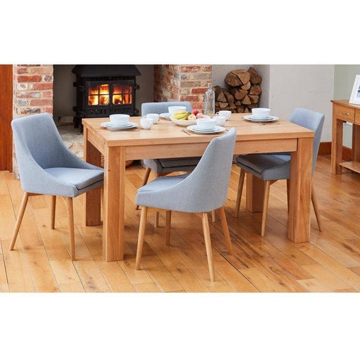 Mobel Table with 4 x Chairs - Simply Utopia