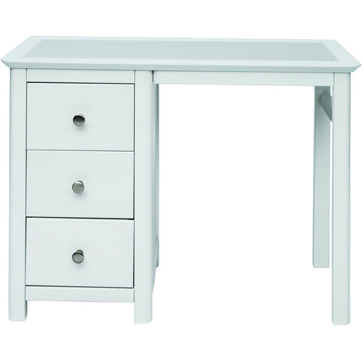 Stirling single pedestal dressing table - Simply Utopia