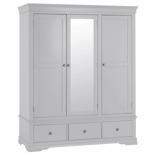 SW 3 Door Wardrobe - Simply Utopia