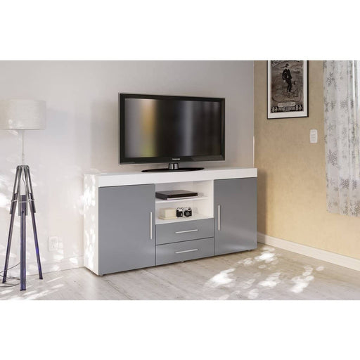 Edgeware 2 Door 2 Drawer Sideboard - Simply Utopia