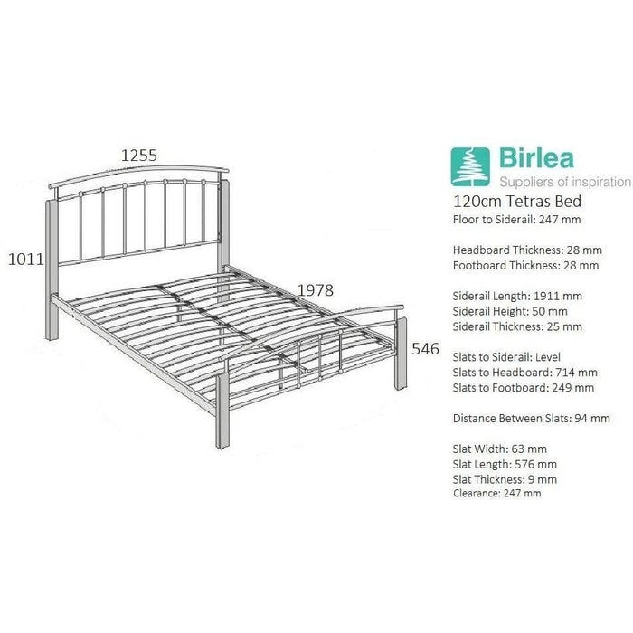 Tetras Bed - Simply Utopia