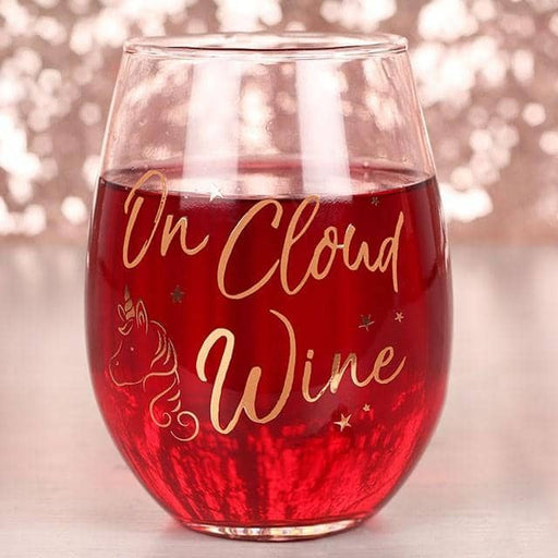 On Cloud Wine Drinking Glass - Simply Utopia