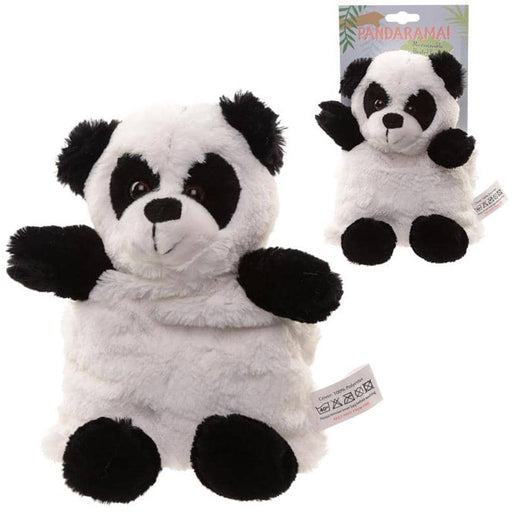 Cute Pandarama Design Snuggables Microwavable Heat Wheat Pack - Simply Utopia