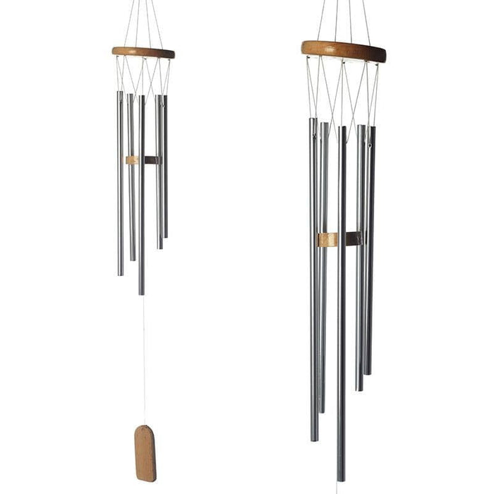 Decorative Metal Garden Wind Chime 77cm - Simply Utopia