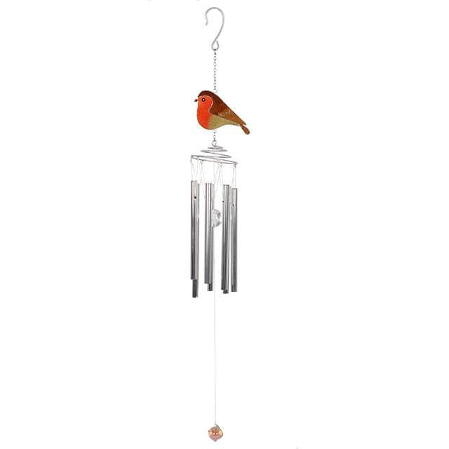 British Birds Robin Windchime - Simply Utopia