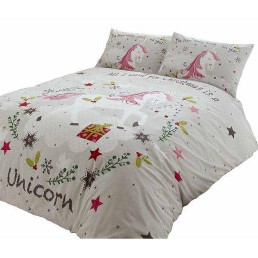 Wishing 4 Unicorns Duvet Set - Simply Utopia