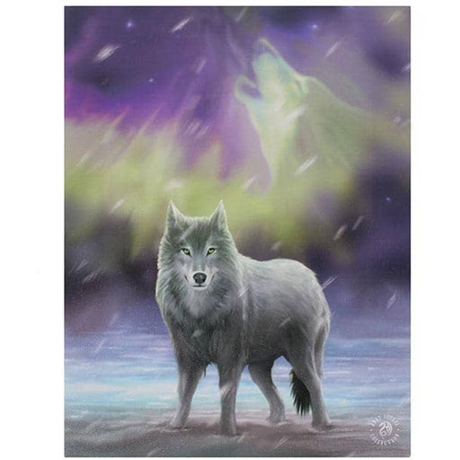 Aurora Canvas Plaque by Anne Stokes 19x25cm - Simply Utopia
