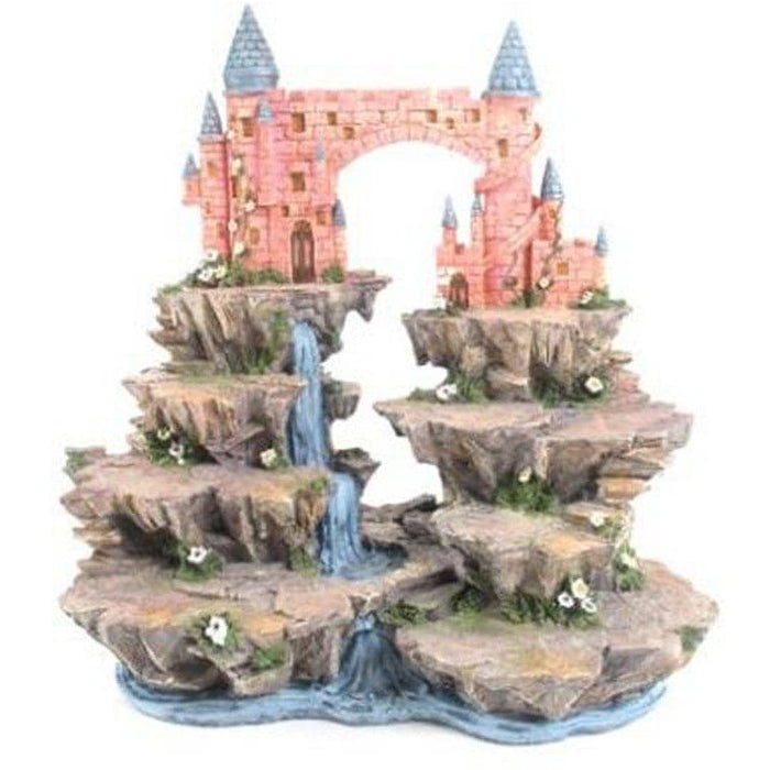 Fantasy Castle Mountain Tiered Display Stand - Simply Utopia