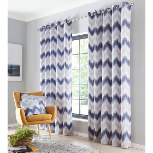 Arizona Eyelet Curtains - Simply Utopia