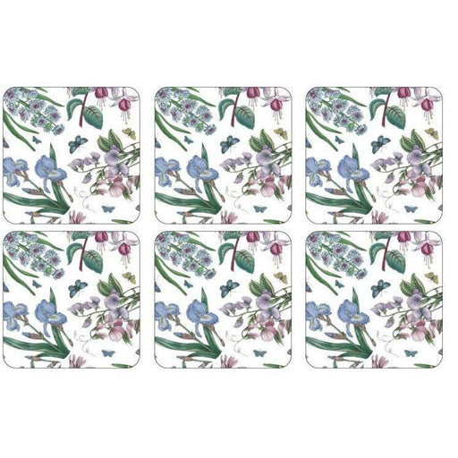Portmeirion Botanic Garden Chintz Coasters Set of 6 - Simply Utopia