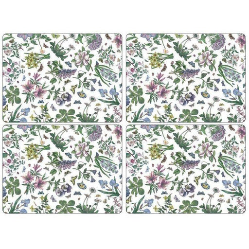Pimpernel Botanic Garden Chintz Placemats Set of 4 - Simply Utopia