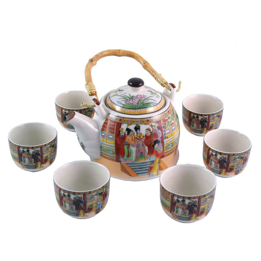Palace Ladies traditional Porcelain Teaset - Simply Utopia