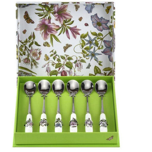 Portmeirion Botanic Garden Teaspoons Set of 6 - Simply Utopia