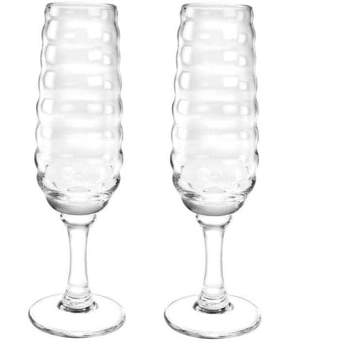 Sophie Conran for Portmeirion Champagne Glass (Set of 2) - Simply Utopia