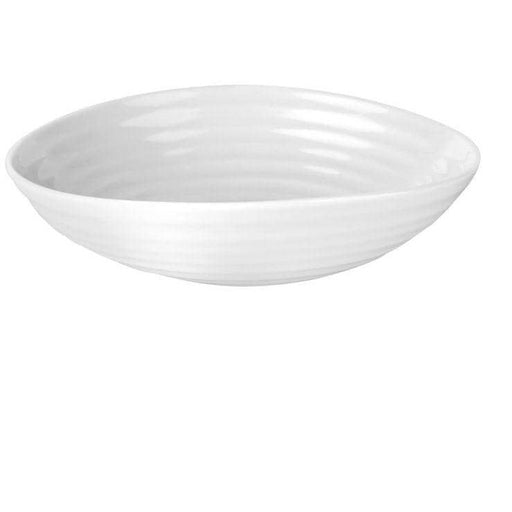 Sophie Conran Portmeirion White Bowl 7 Inch - Set of 4 - Simply Utopia