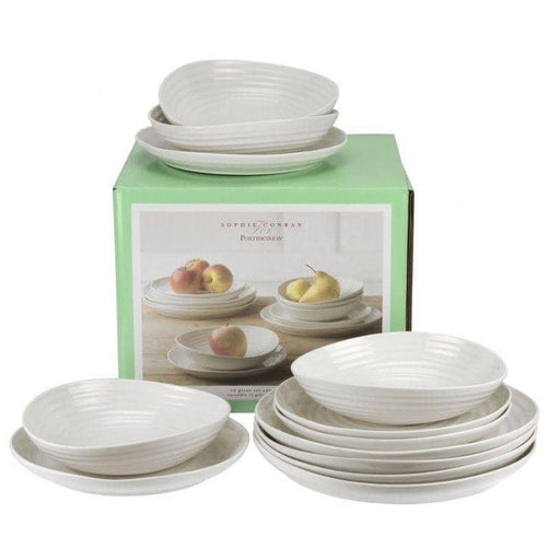 Sophie Conran for Portmeirion 12 Piece Coupe Set - Simply Utopia