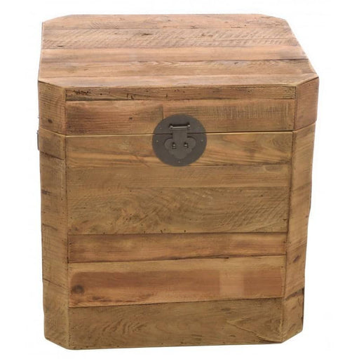 Small Wooden Chest - Simply Utopia